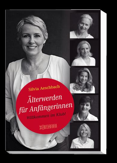 Buchcover von Älterwerden für Anfängerinnen