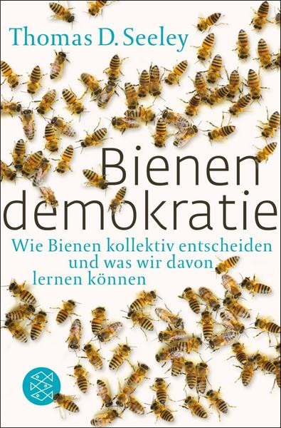 Buchcover von Bienendemokratie
