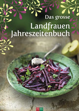Buchcover von Das gross Landfrauen Jahreszeitenbuch