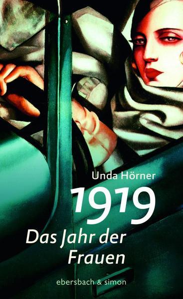 Buchcover von 1919 Das Jahr der Frauen