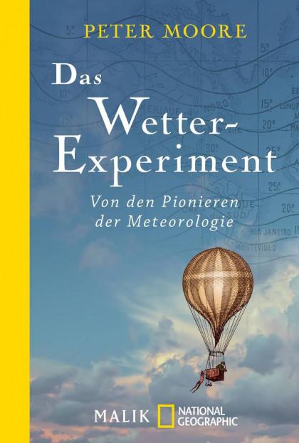 Buchcover von Das Wetter-Experiment