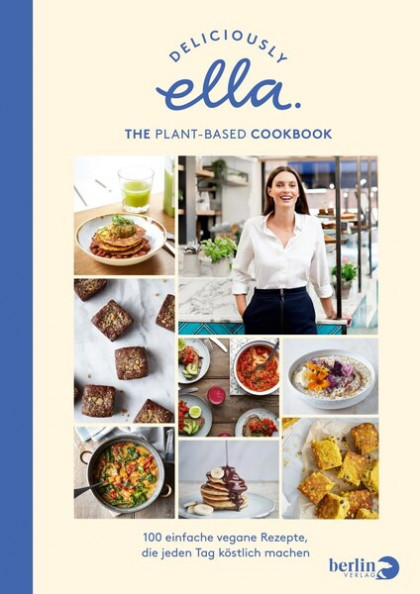 Buchcover von Deliciously Ella. The Plant Based Cookbook