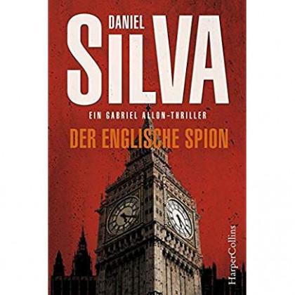 Buchcover von Der englische Spion