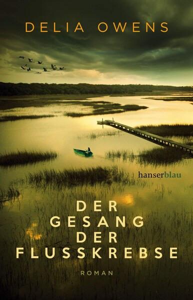 Buchcover von Der Gesang der Flusskrebse