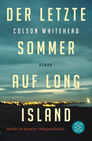 Buchcover von Der letzte Sommer auf Long Island