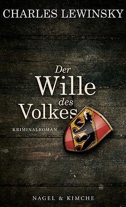Buchcover von Der Wille des Volkes