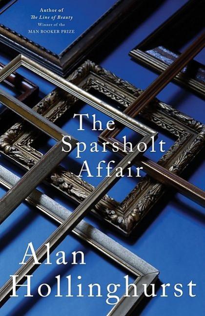 Buchcover von Die Sparsholt-Affäre