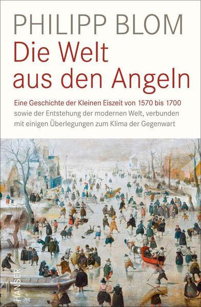 Buchcover von Die Welt aus den Angeln