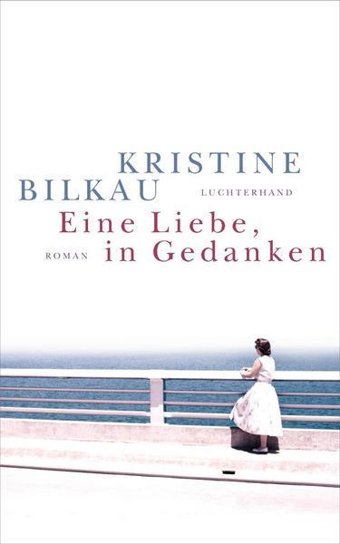 Buchcover von Eine Liebe, in Gedanken