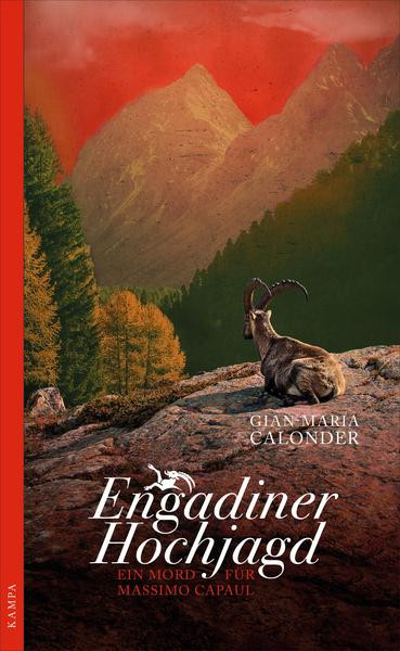 Buchcover von Engadiner Hochjagd