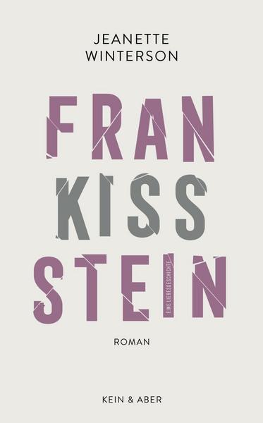 Buchcover von FrankkissStein
