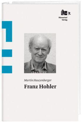 Buchcover von Franz Hohler