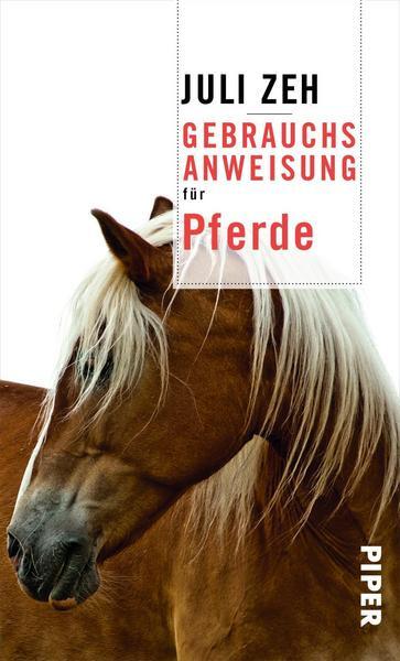 Buchcover von Gebrauchsanweisung für Pferde