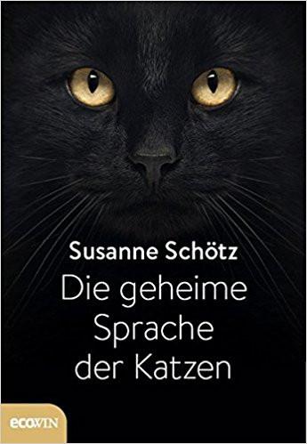 Buchcover von Die geheime Sprache der Katzen