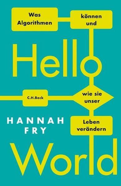Buchcover von Hello World