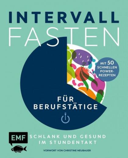 Buchcover von Intervallfasten für Berufstätige