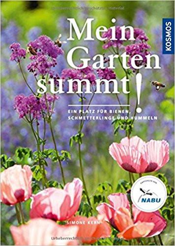 Buchcover von Mein Garten summt