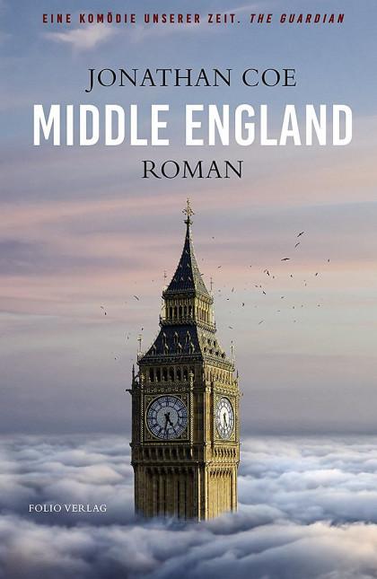Buchcover von Middle England