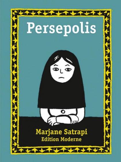 Buchcover von Persepolis