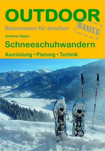 Buchcover von Schneeschuh-Wandern