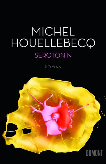 Buchcover von Serotonin