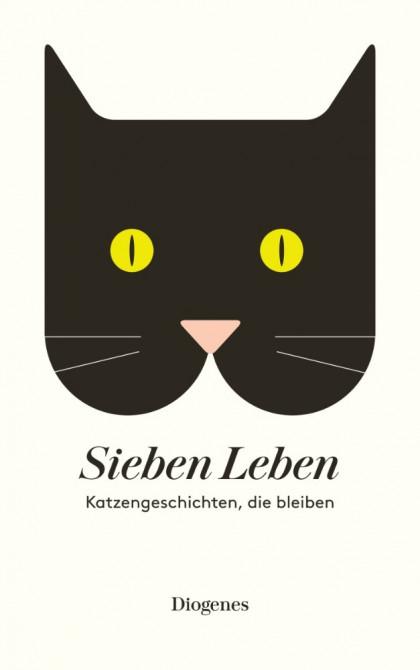 Buchcover von Sieben Leben