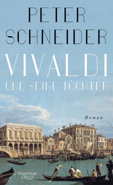 Buchcover von Vivaldi und seine Töchter