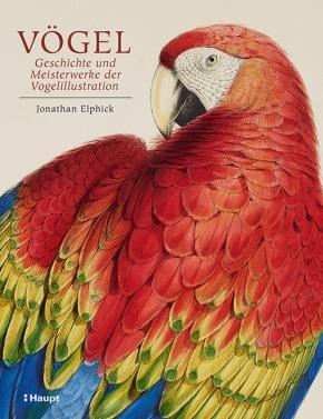 Buchcover von Vögel - Geschichte und Meisterwerke der Vogelillustration